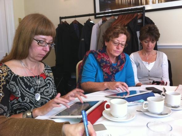 ODHE Members in Bristol 2012
